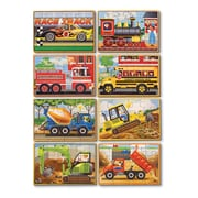 Vehicle and Construction Box Bundle,8 x 6 x 5,(2010)