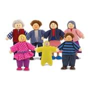 Melissa & Doug Doll Family, 12.7 x 8 x 1.7 (2464)