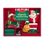 "Melissa & Doug Santa Magnetic Dress-Up, 12"" x 8.5"" x 1.2"", (3551)"