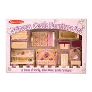 "Melissa & Doug Princess Castle Furniture Set, 16.15"" x 10.85"" x 2.75"", (3570)"