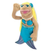 "Melissa & Doug Mermaid Puppet, 15.75"" x 5.9"" x 3.95"", (3896)"