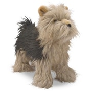 "Melissa & Doug Yorkshire Terrier - Plush,12.2"" x 10.5"" x 6"", (4864)"