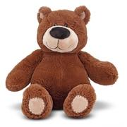 Melissa & Doug BonBon Bear, 11 x 10.5 x 8 (7725)