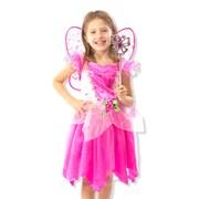 "Melissa & Doug Flower Fairy Role Play Set 23"" x 18"" x 1.5"" (8539)"