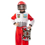 "Melissa & Doug Race Car Driver, 17.2"" x 17"" x 4"", (8552)"