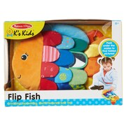 """Melissa & Doug Flip Fish,14.25"""" x 11"""" x 3.75"""", (9195)"""