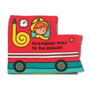 Melissa & Doug Firefighter Fred to the Rescue, 8.25 x 8.25 x 1.5 (9201)