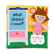 "Melissa & Doug What Should I Wear?, 8.75"" x 7.75"" x 2.1"", (9204)"