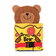 "Melissa & Doug Dress Up Bear, 13.5"" x 7.75"" x 1.5"", (9206)"