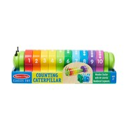 "Melissa & Doug Counting Caterpillar, 10.7"" x 3.2"" x 3"", (9274)"