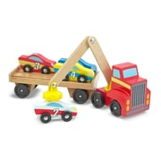 Melissa & Doug Magnetic Car Loader, 13.5 x 5 x 3.1 (9390)
