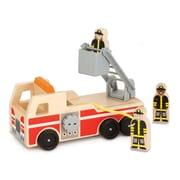 """Melissa & Doug Fire Truck, 10"""" x 5.25"""" x 4.25"""", (9391)"""