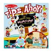 """Melissa & Doug Tips Ahoy!,10.5"""" x 10.5"""" x 2.5"""", (9453)"""