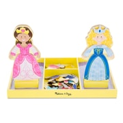 "Melissa & Doug Princess Play - Magnetic Dress Up, 14.5"" x 9.5"" x 1.25"", (9844)"