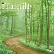 """2016 Browntrout Publishers Inspiration, 12"""" x 12"""", Square, Tranquility (9781470000000)"""