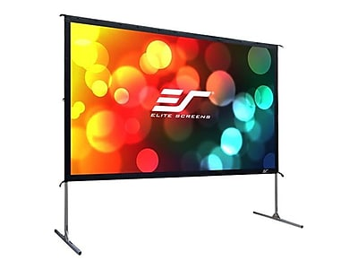 """""Elite Screens Yard Master 2 Outdoor Rear Projector Screen, 90"""""""""""""" IM1ZP1636"