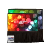 Elite Screens® QuickStand 5-Second Portable Projector Screen, 150""
