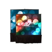 Elite Screens® Tripod Stage Portable Projector Screen, 153""