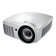 Optoma EH415ST Full 1080p HD 3D Ready DLP Projector, White
