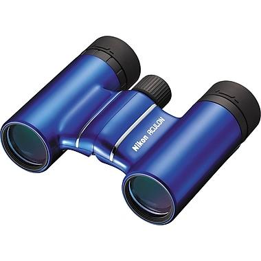 Nikon – Jumelles Nikon 8x21 Aculon T01, bleu
