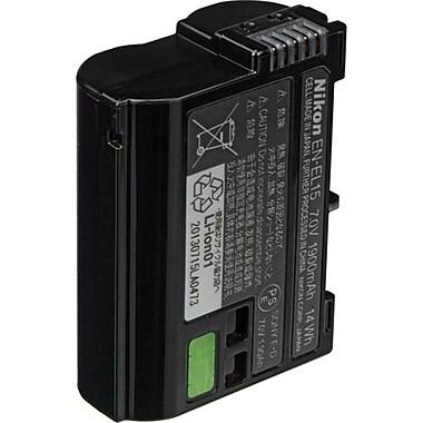 Nikon EN-EL15 Lithium-Ion Battery, 1900mAh