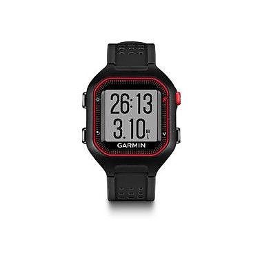 Garmin Forerunner® 25 GPS Running Watches with Heart Rate Monitor, Large