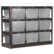 Salsbury Industries Basket Cubby 31'' Cube Unit