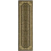 Nourison Vallencierre Multi Animal Print Area Rug; Runner 2'3'' x 8'