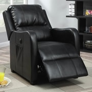 AC Pacific Sean Reclining Power Arm Chair