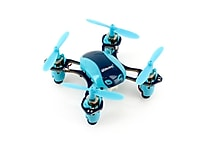 UDI U840 2.4G 6-Channel Nano Quadcopter w/ Extra Battery, Assorted Colors