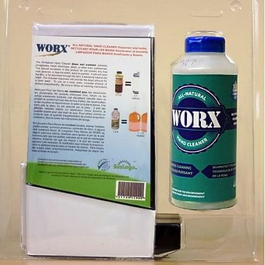 WORX™ – Trousse deistributeur de 1,0 lb de nettoyant pour les mains All Natural