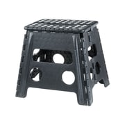 Home-it 1-Step Step Stool; Black