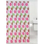 Daniels Bath Lolita Polyester Shower Curtain