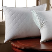 Downlite 300 Thread Count Sateen Quilted Pillow Protector; Body