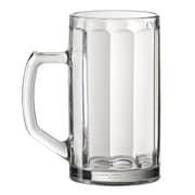 Global Amici Brema Optic 18 Oz. Beer Mug (Set of 4)
