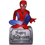 Gemmy Industries Spider-Man Airblown Inflatable Halloween Decoration