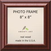 Amanti Art Luminous Picture Frame Contemporary; 8'' x 8''