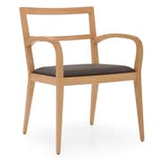 Krug Inc. Addison Guest Chair; Suede