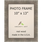 Amanti Art Picture Frame Contemporary; 10'' x 13''