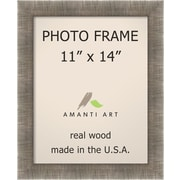 Amanti Art Picture Frame Contemporary; 11'' x 14''