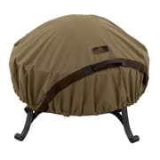 Classic Accessories Hickory Heavy-Duty Fire Pit Cover; Medium