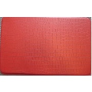 Daniels Bath Crocodile Chef Bath Mat; Red