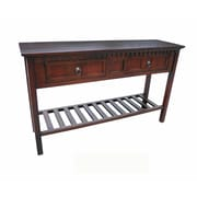 D-Art Collection Texas Console Table
