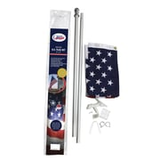 Olympus Flag and Banner Traditional Flag Pole Set