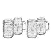 Style Setter Rooster 16 oz. Mug with Handle (Set of 4)