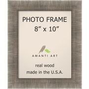 Amanti Art Picture Frame Contemporary; 8'' x 10''