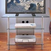 VTI AGR TV Stand; Silver
