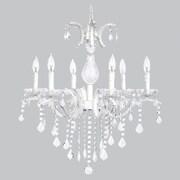 Jubilee Collection Glitz 6 Light Chandelier