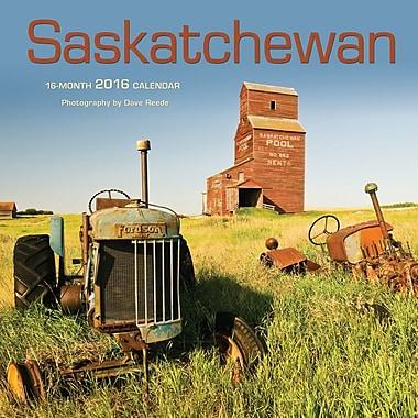 2016 BrownTrout Publishers 12-Month Wall Calendar, Saskatchewan, 7