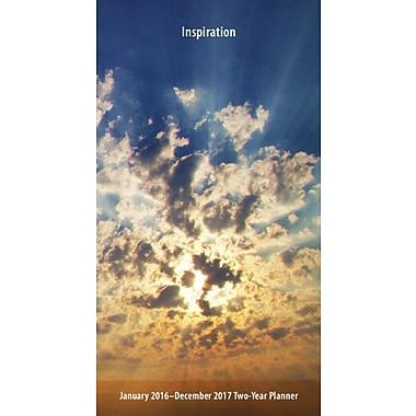 BrownTrout Publishers – Agenda de poche 2016, 2 ans, Inspiration, anglais